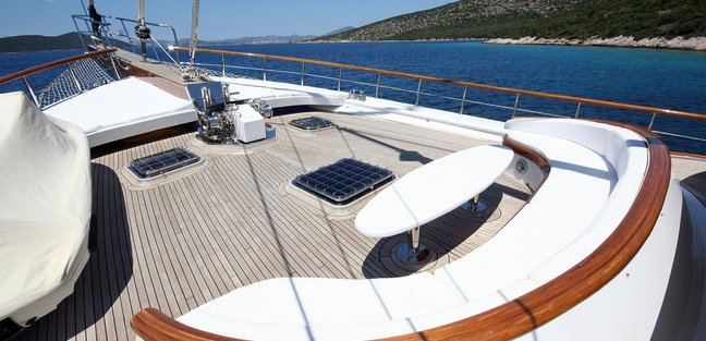 Caner IV Charter Yacht - 6