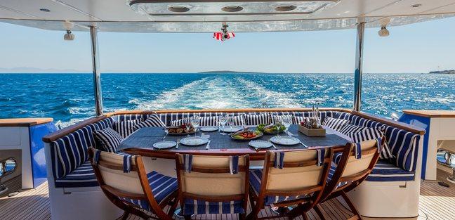 Johnson Baby Charter Yacht - 4