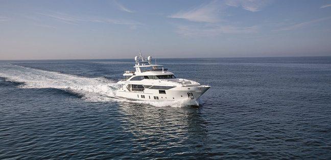 Benetti Fast 125/10 Charter Yacht - 2