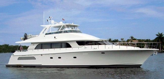Caymus Charter Yacht
