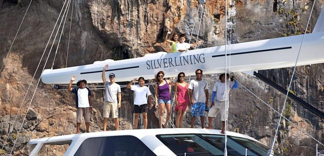 Silver Lining Charter Yacht - 8