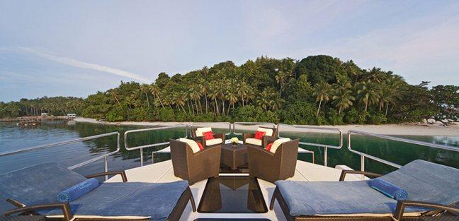 Mysorah Charter Yacht - 4