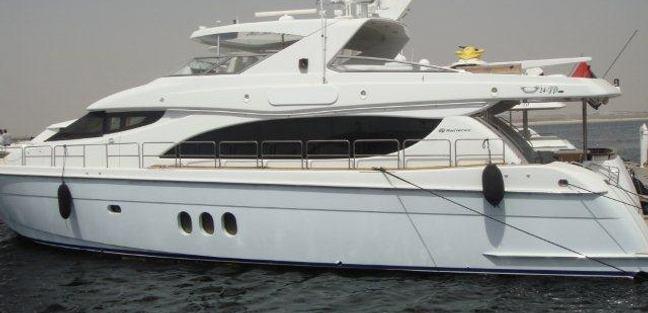 Medrar Charter Yacht