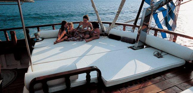 Matina Charter Yacht - 4