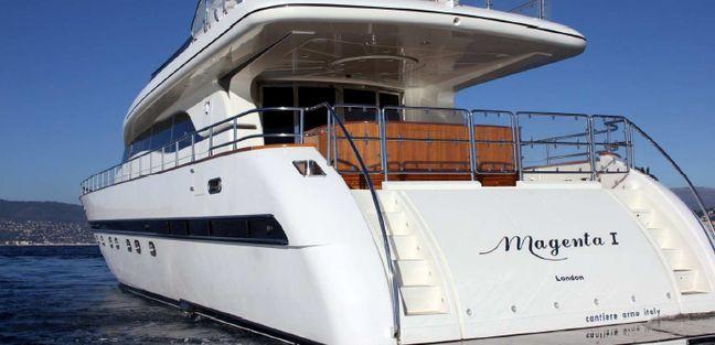 Magenta Charter Yacht - 5