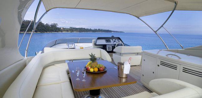 Stingray M Charter Yacht - 3