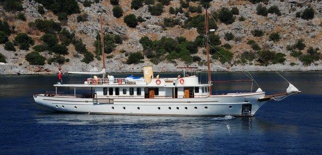 Silver Cloud Charter Yacht - 6