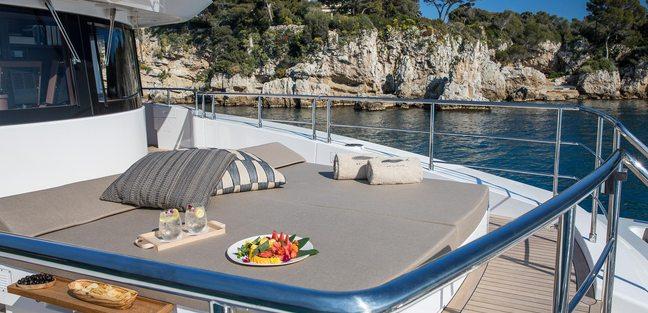Mimi la Sardine Charter Yacht - 3