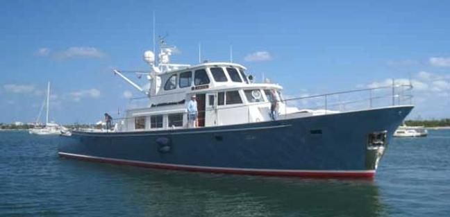 MAKAI Yacht - Derecktor Shipyards | Yacht Charter Fleet