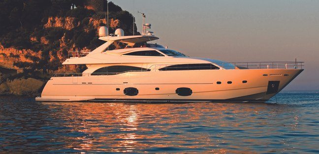Criscate G Charter Yacht