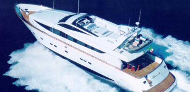 Gina M Charter Yacht
