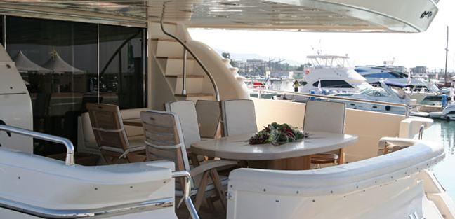 Amapolla Charter Yacht - 3