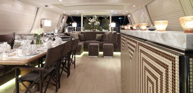 Cheeky Tiger Charter Yacht - 8