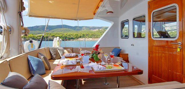 Sea Shuttle Charter Yacht - 3
