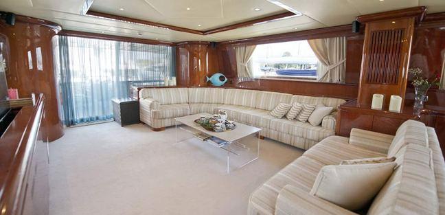 Falcon Island Charter Yacht - 5