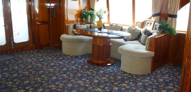 Steel Magnolia Charter Yacht - 4