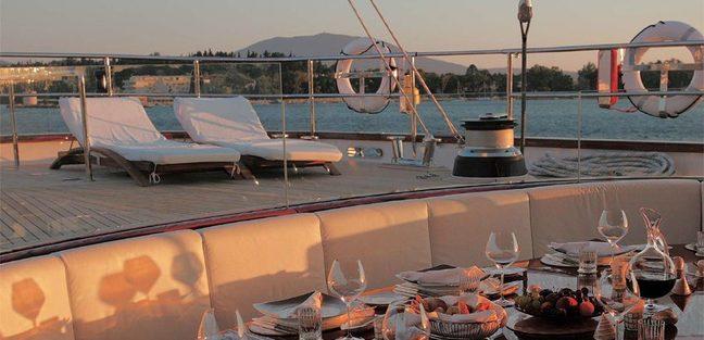 Parsifal III Charter Yacht - 7