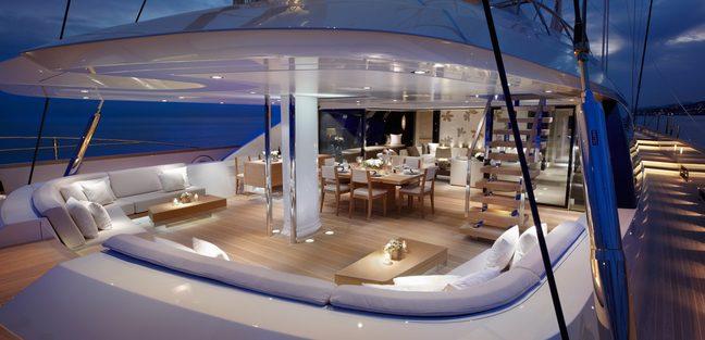 Twizzle Yacht Charter Price Royal Huisman Luxury Yacht Charter