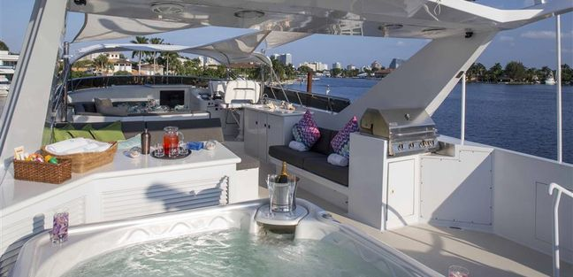 Watercolours Charter Yacht - 3
