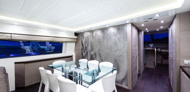 Efficient Propulsion Charter Yacht - 5