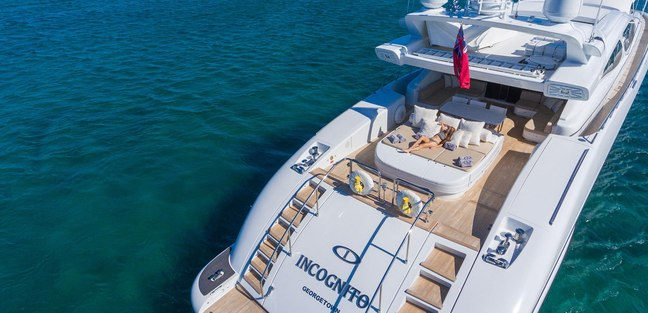 Incognito Charter Yacht - 5
