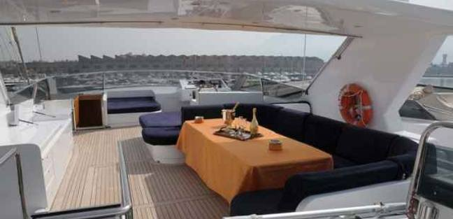 Asleco Charter Yacht - 2