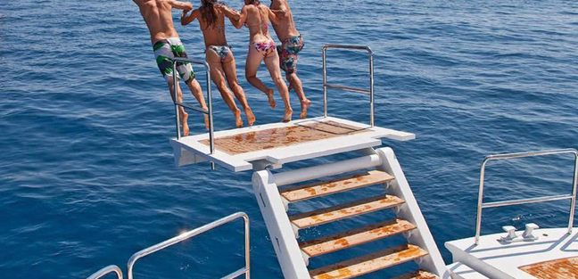 Don Michele Charter Yacht - 5