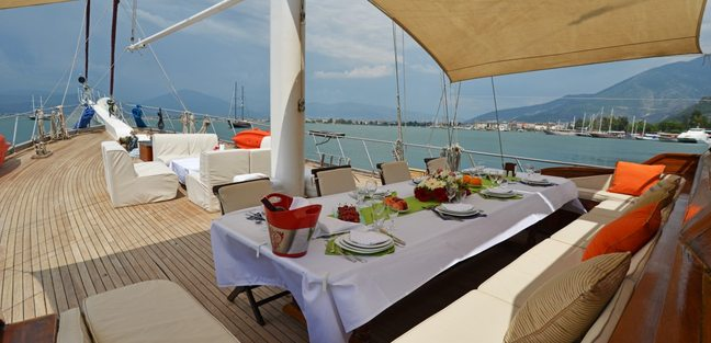 Holiday X Charter Yacht - 6