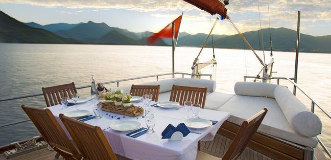Laila Deniz Charter Yacht - 3