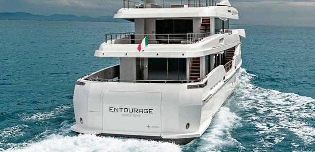 Entourage Charter Yacht - 5