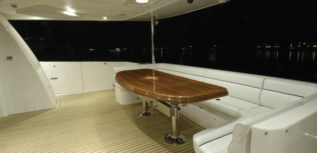 Moon River Charter Yacht - 2