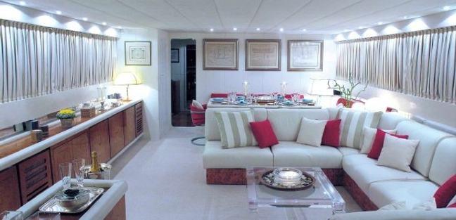 Oh Que Luna Charter Yacht - 6