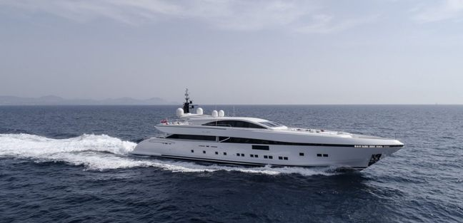 Elsea Charter Yacht