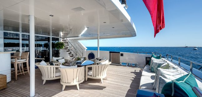 Clicia Charter Yacht - 6