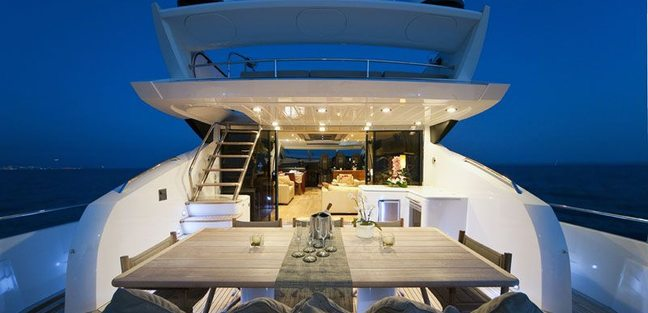 Starry Night Charter Yacht - 3