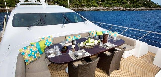 Mac Too Charter Yacht - 4