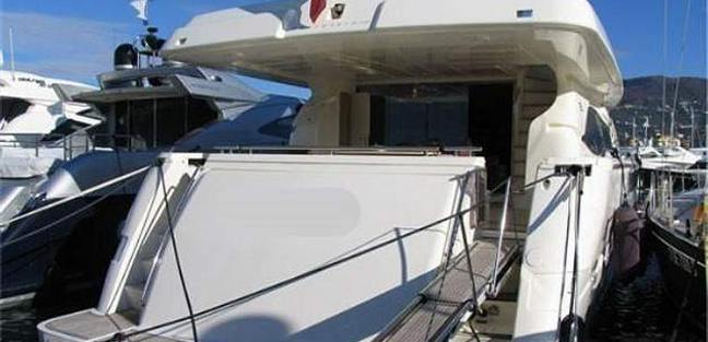 Pantera Charter Yacht - 2