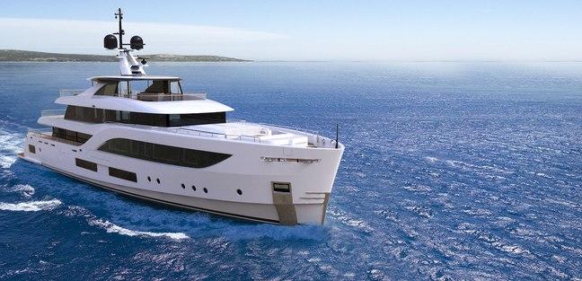 Baglietto 10231 Charter Yacht