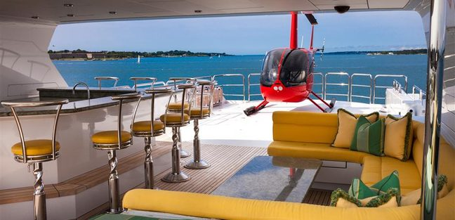 Carte Blanche Charter Yacht - 4