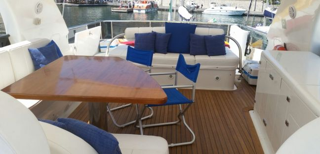 Sands Charter Yacht - 4