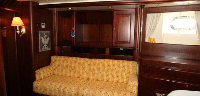 Colombaio Charter Yacht - 4