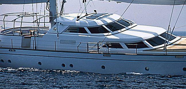 Carlotta Charter Yacht - 3