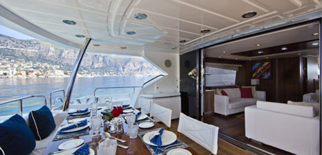 Jeel Charter Yacht - 6