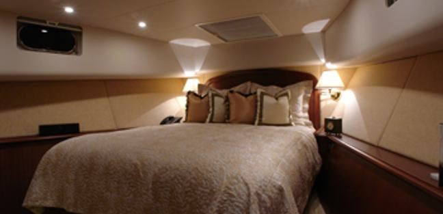 Seas the Moment Charter Yacht - 8