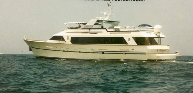 R Rendezvous  Charter Yacht - 2