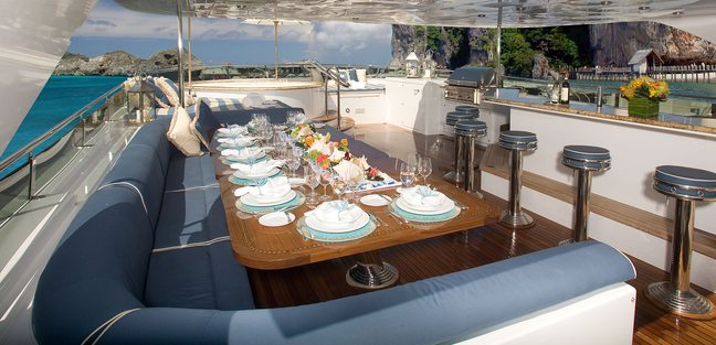 Lady Joy Charter Yacht - 4