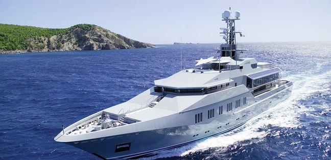 Skat Charter Yacht - 2