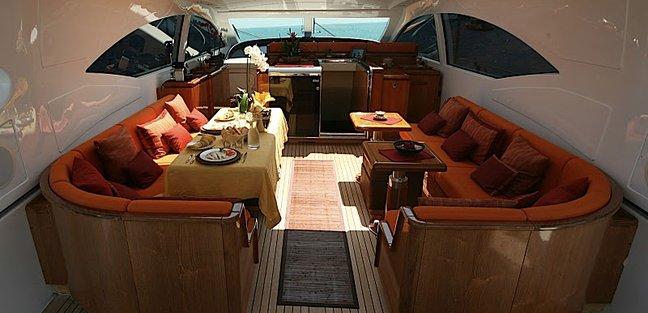 Aspra 38 Charter Yacht - 6
