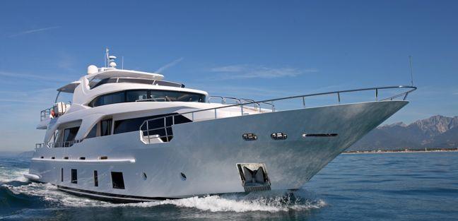 Sea Gypsy Charter Yacht