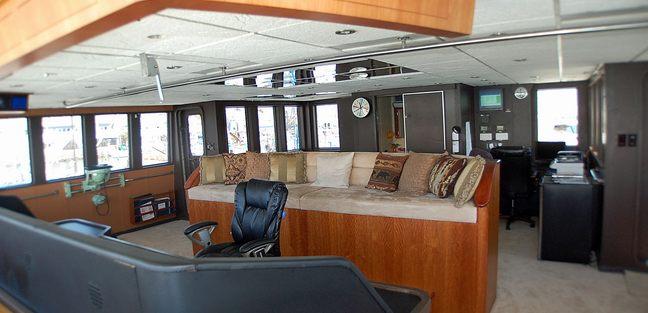 Socorro Vortex Charter Yacht - 5